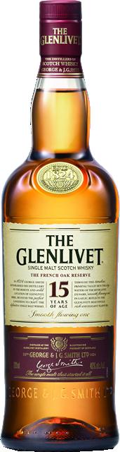 The Glenlivet 15YO