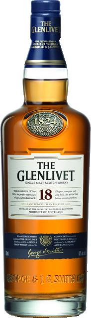 The Glenlivet 18YO