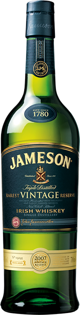 Jameson Rarest Vintage