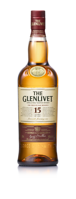 The Glenlivet 15 YO French Oak Reserve