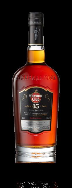 Havana Club Anejo 15 Anos Grand Reserva