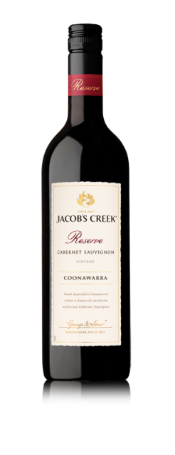 Jacob's Creek Reserve Coonawara Cabernet Sauvignon