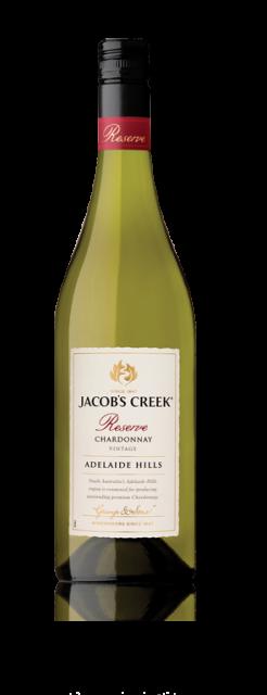 Jacob's Creek Reserve Adelaide Hills Chardonnay