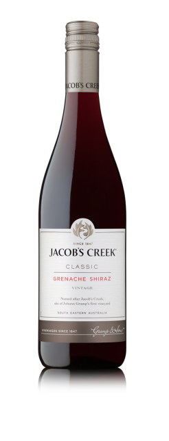 Jacob's Creek Grenache Shiraz