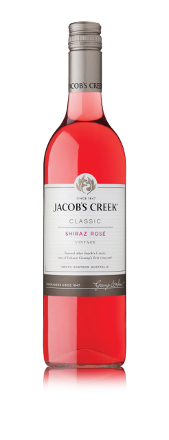 Jacob's Creek Shiraz Rosé